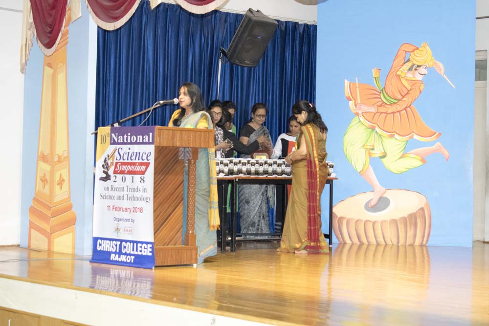 Valedictory Function - 10 NSS 2018