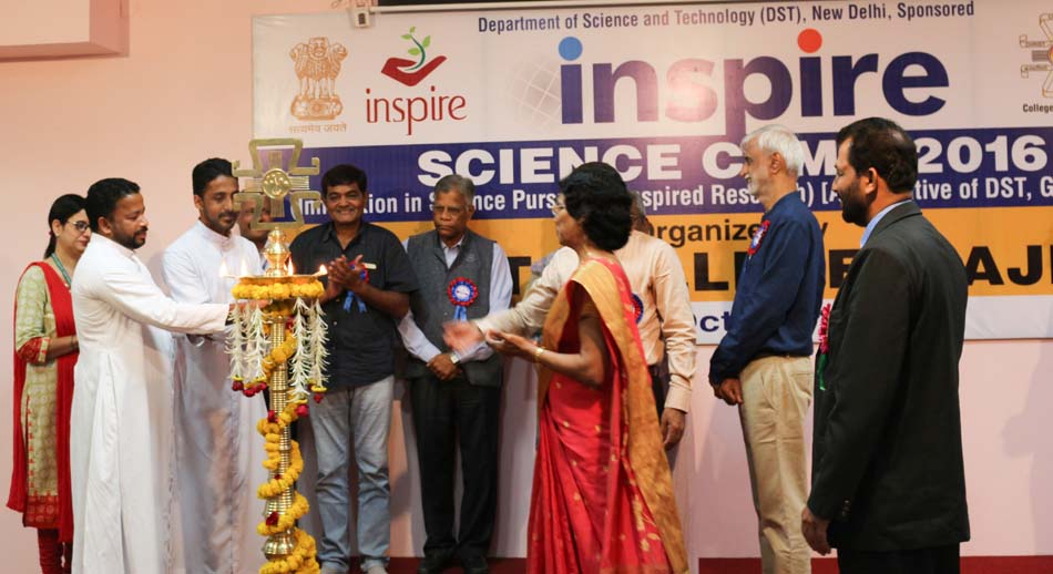 Inspire 2016 Registration and Inauguration