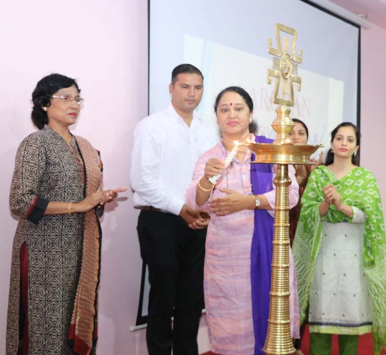 Women Cell Inaugration_AAROHAN-2019