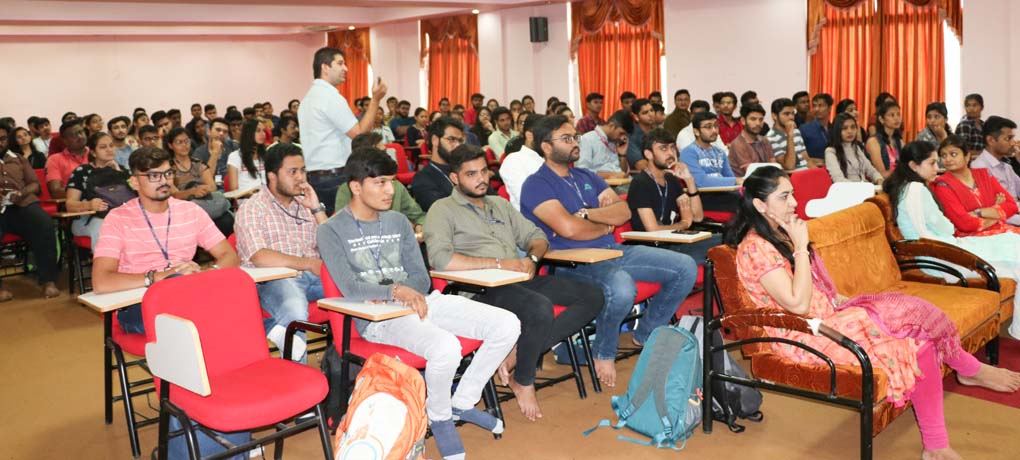 Guest Lecture by Dhavalbhai