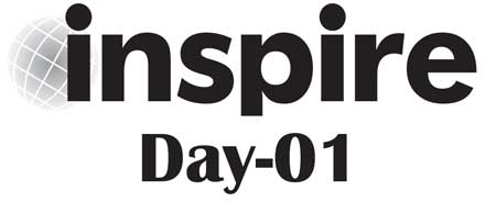 Inspire-2016 Day-1